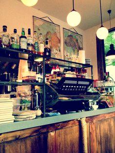 Gnome café, Sydney ★