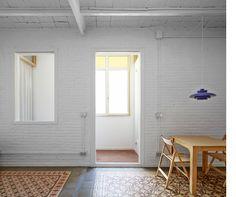 Ponsich reforma vivenda, L'Hospitalet - Oliveras Boix Arquitectos