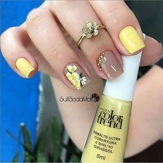 French Nail Designs, Cute Nail Designs, French Nails, Simple Nails, Short Nails, Manicure And Pedicure, Nail Arts, Nail Inspo, Spring Nails