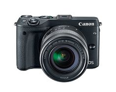 Refurbished Canon EOS M3 EF-M Digital Camera 18-55mm Kit $349 - http://www.gadgetar.com/refurbished-eos-m3-ef-m-18-55mm-stm-kit/