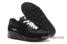 http://www.jordanbuy.com/authentic-2014-new-nike-air-max-90-mens-shoes-black-white-sneaker.html AUTHENTIC 2014 NEW NIKE AIR MAX 90 MENS SHOES BLACK WHITE SNEAKER Only $85.00 , Free Shipping!