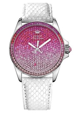 Juicy Couture Pink BLING