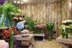Fiori flower boutique by Studio Belenko Kiev. Visit City Lighting Products! https://www.linkedin.com/company/city-lighting-products