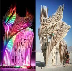 Tangential Dreams Burning Man 2016