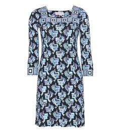 Emilio Pucci Printed Jersey Dress - off, found on sale for Emilio Pucci, Luxury Dress, Dresses For Sale, High Neck Dress, Couture, Elegant, Prints, Ballerinas, Design