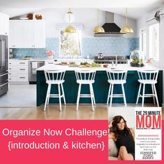 Welcome to the Organize Now Challenge!!! Woo hoo...super excited!!! I don't want you to just look at this challenge as another thing on your To-Do List. I want you to get excited! I promise if you stick with me this WILL be life-changing! Kitchen Organization, Organization Hacks, Get Excited, Super Excited, Organized Mom, You Dont Want Me, Challenges, Life Changing, Home Decor