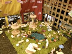 "Cute little fairy world from St. Joseph's Primary School, Wonthaggi - image shared by Walker Learning Approach: Personalised Learning ("",)"