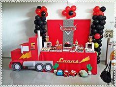 Como-decorar-una-mesa-de-cumpleanos-de-cars-1.jpg (564×423)