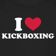 Seriously though, kickboxing is what keeps me sane.