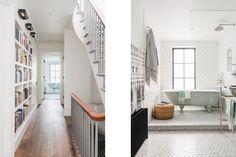 CUMBERLAND ST TOWNHOUSE 2 - elizabeth roberts architecture & design pc
