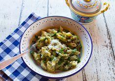 Melted Artichoke Pasta – Italian Food Forever