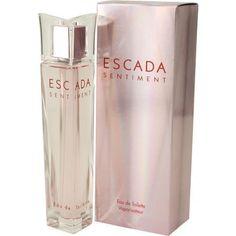49b050befe0 Escada Sentiment Perfume For Women Eau de Toilette Spray Sealed