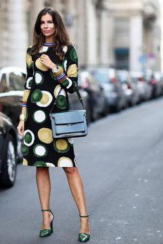 Итальянский стиль для женщин 40 лет - с шиком! 17