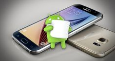 Galaxy S6 cannot send text message after updating to Marshmallow other issues