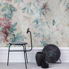 Скандинавские обои для стен Sandberg - красивые обои для стильного интерьера