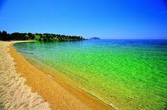 Rhodes beach (Greece)