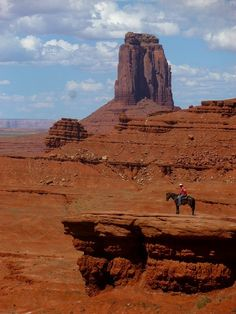 Indian, Monument, Valley, Summer, Western, Usa, America