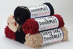 Dirty Dog Doormats!