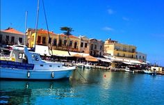 Tips on how to spent a day in #Rethimno #Crete thanks to @AlanaRestaurant