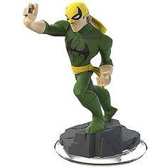 Disney Infinity Iron Fist Figure