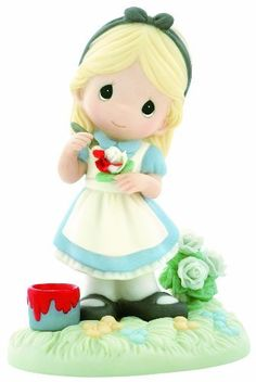 "Precious Moments Disney ""You Make My World A Wonderland"" Figurine by Precious Moments, http://www.amazon.com/dp/B002ZH7CH0/ref=cm_sw_r_pi_dp_GqOCpb18X1YDW"