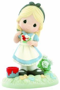 "Precious Moments Disney ""You Make My World A Wonderland"" Figurine by Precious Moments, http://www.amazon.com/dp/B002ZH7CH0/ref=cm_sw_r_pi_dp_GqOCpb18X1YDW"