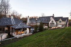 Lighting design: Eileen Naughton. Private Home in Clifton, Virginia.