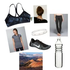 Hiking by geriksen on Polyvore featuring polyvore, fashion, style, lululemon, NIKE, Cartier and Sagaform