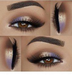 eye makeup for brown eyes \ eye makeup ; eye makeup for brown eyes ; eye makeup for blue eyes ; eye makeup tutorial for beginners ; eye makeup for hooded eyes ; Gorgeous Makeup, Love Makeup, Makeup Inspo, Makeup Inspiration, Makeup Style, Pretty Makeup, Simple Makeup, Fancy Makeup, Gorgeous Eyes
