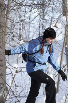 Winterjacken für Damen:Wenn draußen winterliche Temperaturen herrschen und es zu schneien beginnt, sind Winterjacken für Damen ein wichtiger täglicher Begleiter.