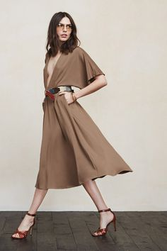 This dress is part of the Obvious Collection - stuff you obviously want just a bit less cash money.   https://www.thereformation.com/products/andy-dress-camel?utm_source=pinterest&utm_medium=organic&utm_campaign=PinterestOwnedPins