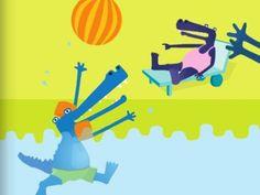 Kris gaat zwemmen / Netwijs.nl - Maakt je wereldwijs