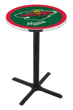 Use this Exclusive coupon code: PINFIVE to receive an additional 5% off the Minnesota Wild X-Base Bar Table at SportsFansPlus.com