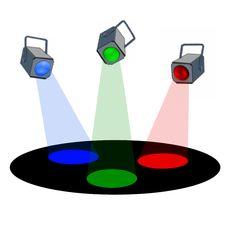 Synthèse additive des couleurs