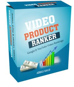 Video Product Ranker