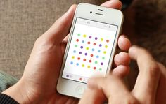 Dots, A Minimalist iOS Game You Play by Connecting the Dots