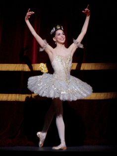 Alexandra Ansanelli Aurora Sleeping Beauty Royal Ballet