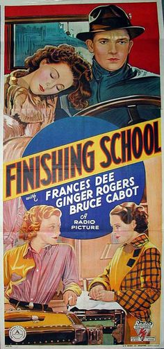 Finishing School, 1934