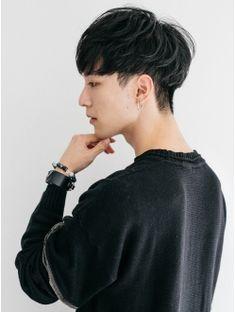Permed Hairstyles, Hairstyles Haircuts, Haircuts For Men, Korean Men Hairstyle, Korean Haircut, Shot Hair Styles, Long Hair Styles, Two Block Haircut, David Hair