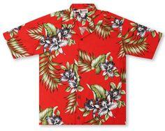 5dddec8e4 Aloha Republic Hawaiian Shirts From Aloha Shirt Shop | Aloha Republic  Floral Fronds | AR-