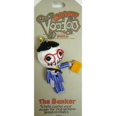 watchover voodoo doll keychain - Google Search