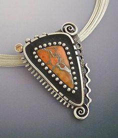 Lizards Jewelry Wearable Art by Liz Hall - Gallery