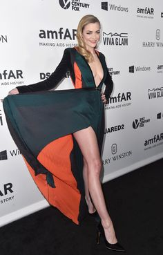 Jamie King - jantar de gala do amfAR.