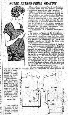Les Dimanches de la Femme 1924 top
