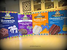 The Johns Family: Immaculate Baking Mixes (#PlateFullCoOp)