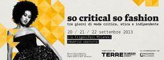 #socriticalsofashion #fashion moda etica @E C Foggi #gioelli #Milano http://omaventiquaranta.blogspot.it/2013/09/viola-foggi-al-so-critical-so-fashion.html