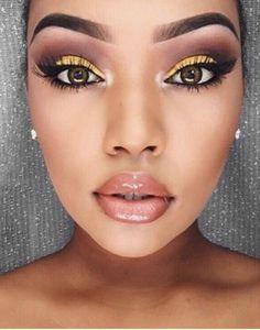 Love makeup, gorgeous makeup, makeup on fleek, flawless makeup, pretty make Makeup On Fleek, Flawless Makeup, Gorgeous Makeup, Pretty Makeup, Love Makeup, Skin Makeup, Makeup Inspo, Dress Makeup, Eyeshadow Makeup