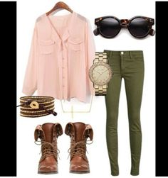 Fall fashion - love the jean color, unfortunately I do have actual legs that will need to fit in the pants ;-)