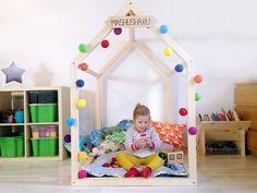 """Детский домик """"Каркасная сосна"""" в магазине «Фабрика счастья МАШУША» на Ламбада-маркете"""
