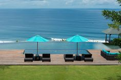 Detox, Rejuvenate, Repeat - Elite Havens Magazine.  TAKE A DIP IN ONE OF THE MOST STUNNING SWIMMING POOLS IN BALI